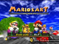 Mario Kart Arkade